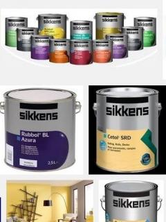 Peintures Sikkens