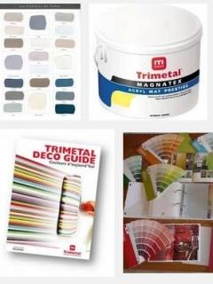 Peintures Trimétal