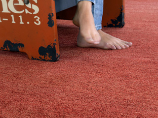 Carpette look 403-001-107 red
