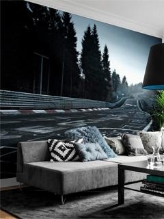 Poster panoramique Nürburgring