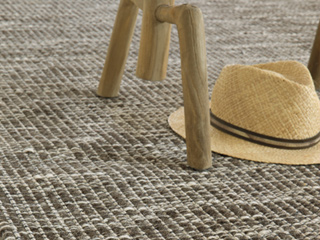 Carpette Look 408-002-104 charcoal