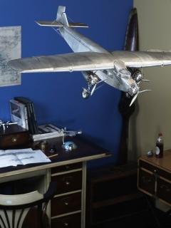 maquette d'avion Junkers