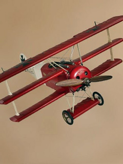 Fokker triplan Baron Rouge